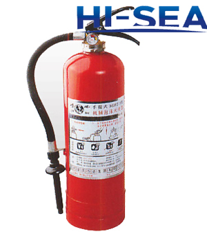 4L portable foam fire extinguisher