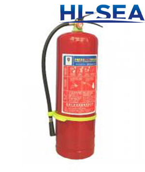 4kg Portable ABC Dry Powder Fire Extinguisher