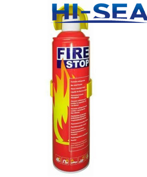 500 ML mini foam fire extinguisher