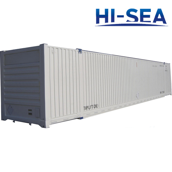 53 Foot High Cube Container
