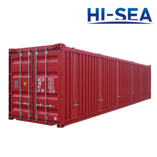 53 Foot High Cube Container Supplier, China Container