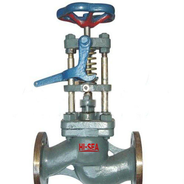 Marine Cast Steel Quick closing valve GB/T5744-1993