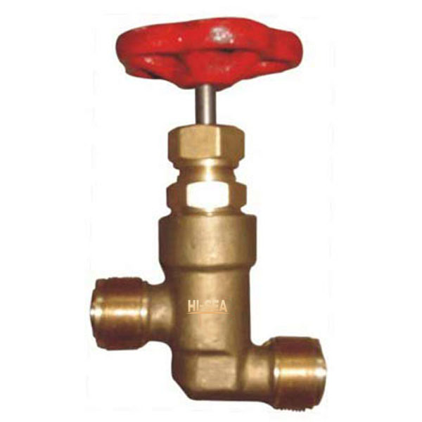 Marine Cast Bronze Male Screw Thread stop valve GB/T 595-1983