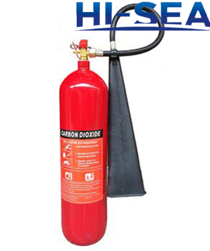 6KG Portable CO2 Fire Extinguisher
