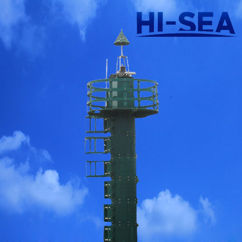 6m UHMWPE Navigation Beacon