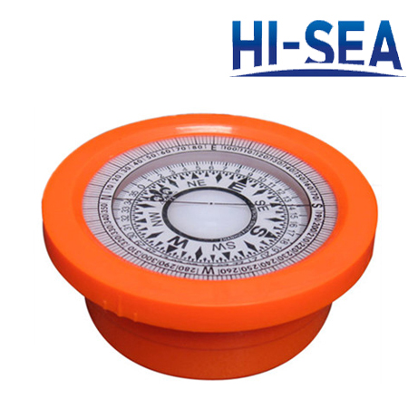 75mm Plastic Marine Compass