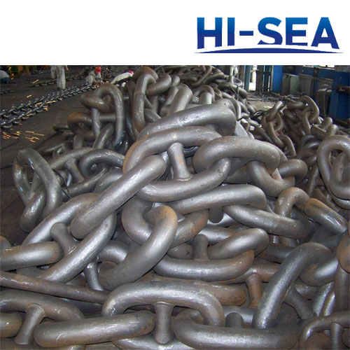 76mm U2/U3 Stud Link Anchor Chain