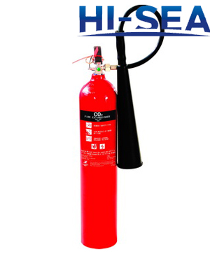7Kg CO2 fire extinguisher parameter