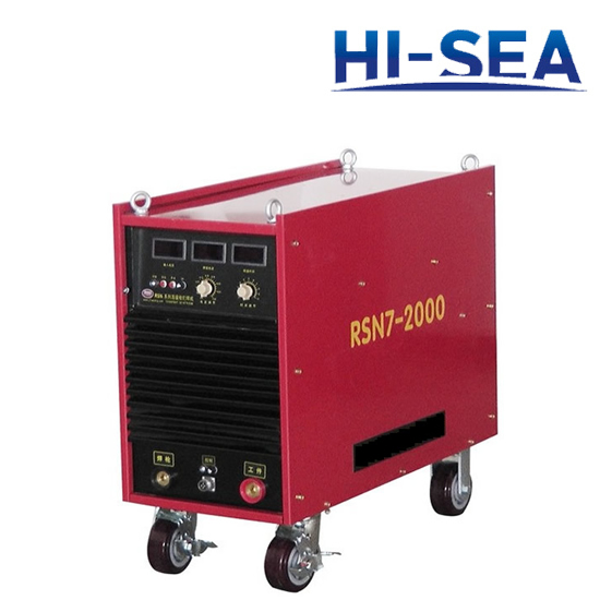 8-22mm Stud Welder