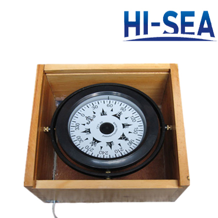90mm Plastic Marine Compass with Internal Night Illumination