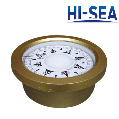 90mm Plastic Marine Liquid Compass