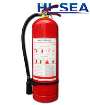 9kg Portable Dry Powder Fire Extinguisher