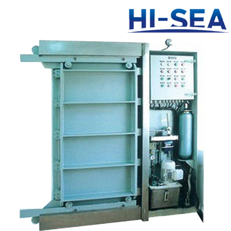 A60 Hydraulic Sliding Watertight Door