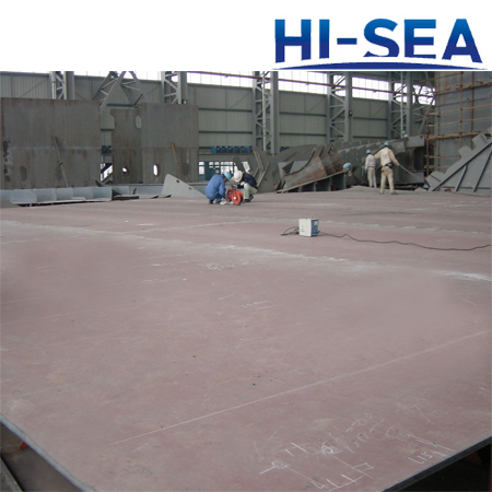 AB DH32 Shipbuilding Steel Plate