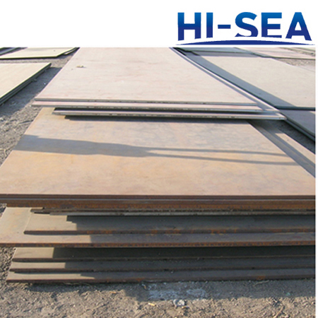 AB DH36 Shipbuilding Steel Plate