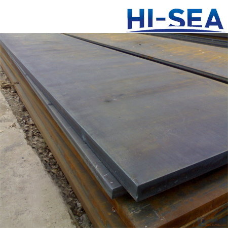 AB DQ47 Shipbuilding Steel Plate