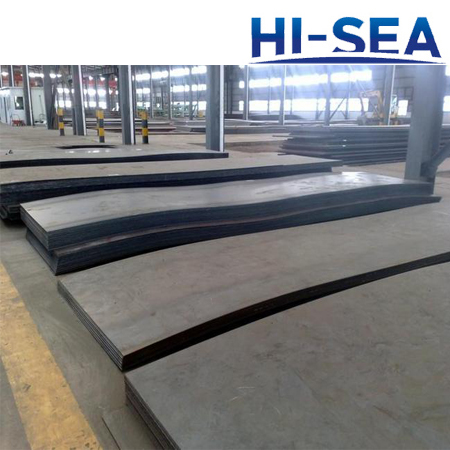 AB DQ51 Shipbuilding Steel Plate