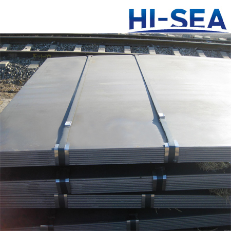 AB DQ63 Shipbuilding Steel Plate