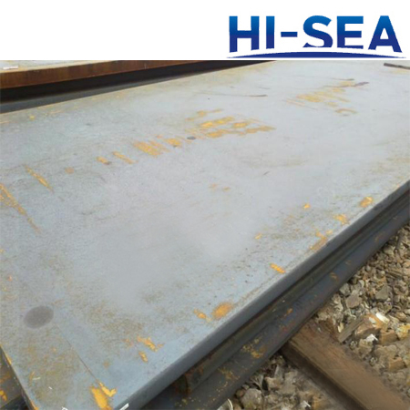 AB DQ70 Shipbuilding Steel Plate
