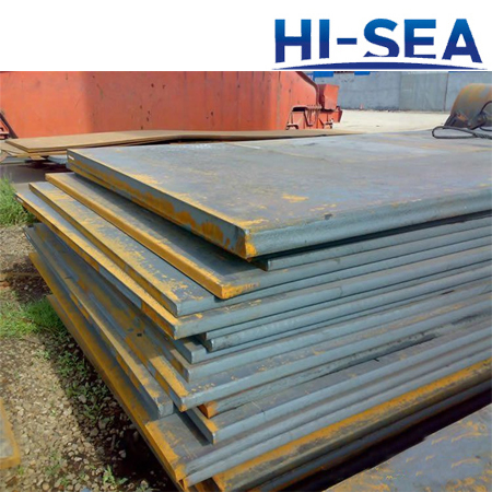 AB FH32 Shipbuilding Steel Plate