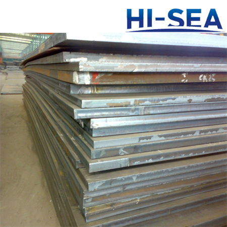AB FH36 Shipbuilding Steel Plate
