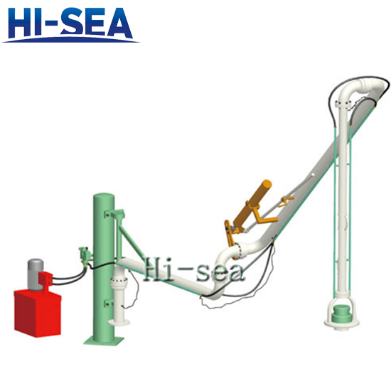 AL1402 Oil-submerged Pump Fluids Loading Arms