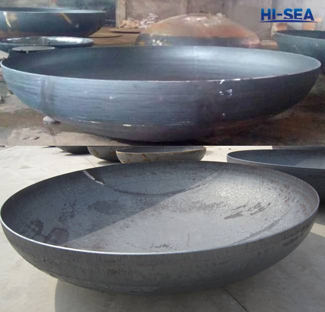 Alloy Steel Dished Head