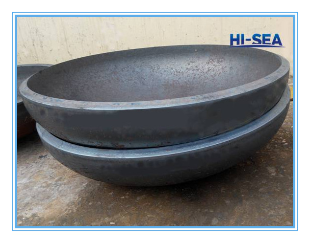 Alloy Steel Elliptical Head
