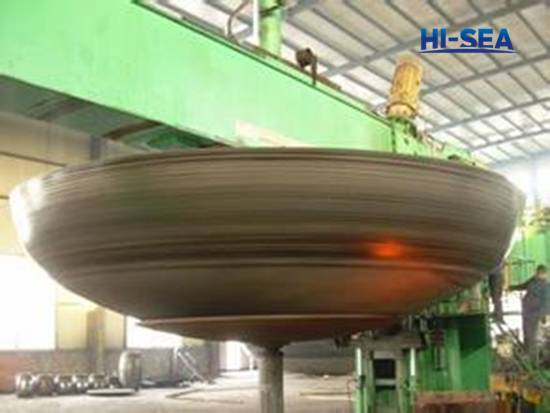 Alloy Steel Torispherical Head