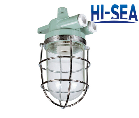 Marine Incandescent Aluminium Work Light