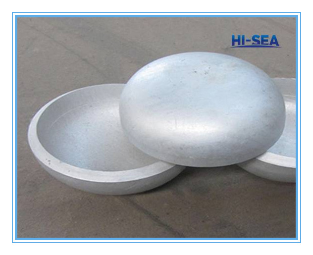Aluminum Alloy Elliptical Head