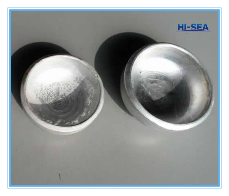 Aluminum Alloy Torispherical Head