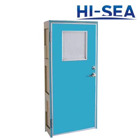 Aluminum Cabin Hollow Door