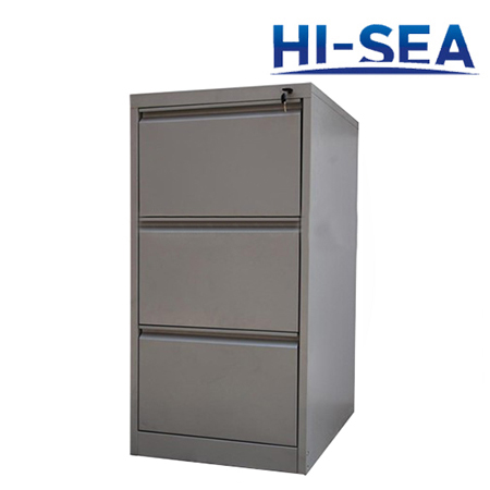 Aluminum Marine Chest of Drawers