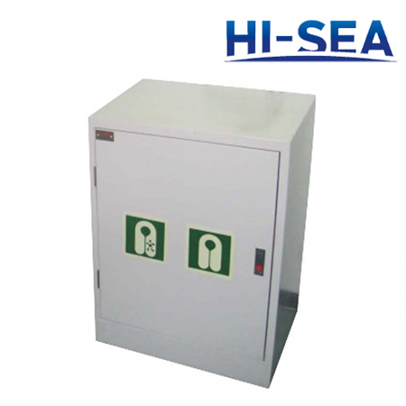Aluminum Marine Lifesaving Equipment Cabinet