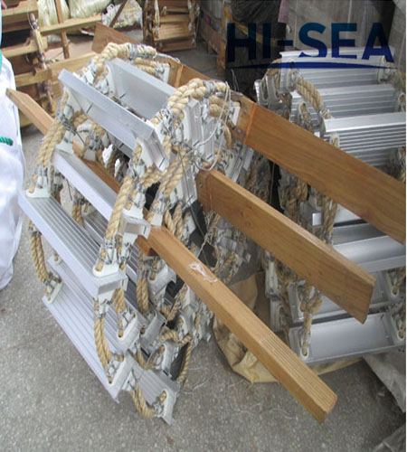 Ship Aluminum Ladder