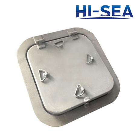 Aluminium Sunk Watertight Hatch Cover