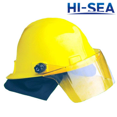 American Style Fire Proof Rigid Helmet