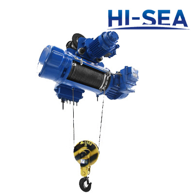 BCD Type Explosion-proof Electric Wire Rope Hoist