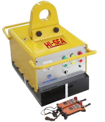 Battery Electric Permanent Magnetic Lifter