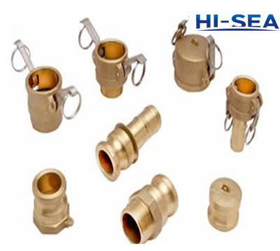 Brass Camlock fitting Coupling