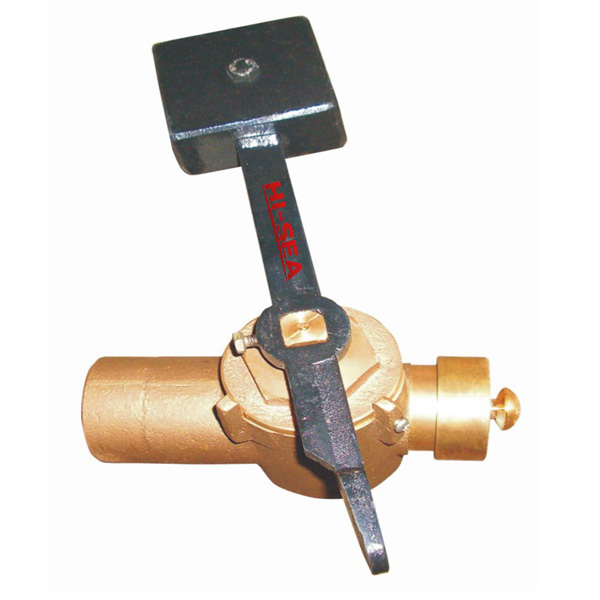 Marine Bronze Sounding Self-closing Valve CB/T3778-1999