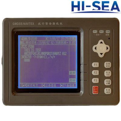 CCS Approved Marine NAVTEX Receiver
