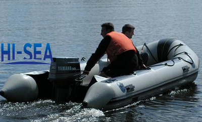 CE Approved PVC Inflatable Boat