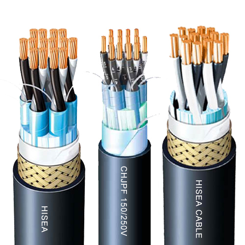 Fire-resistant Marine Telecommunication Cable 250V