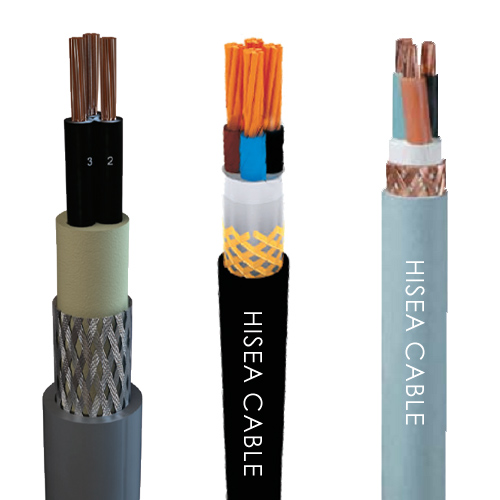 Fire-resistant Armored Marine Control Cables 250V