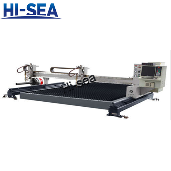 CNC Plate & Pipe Cutting Machine