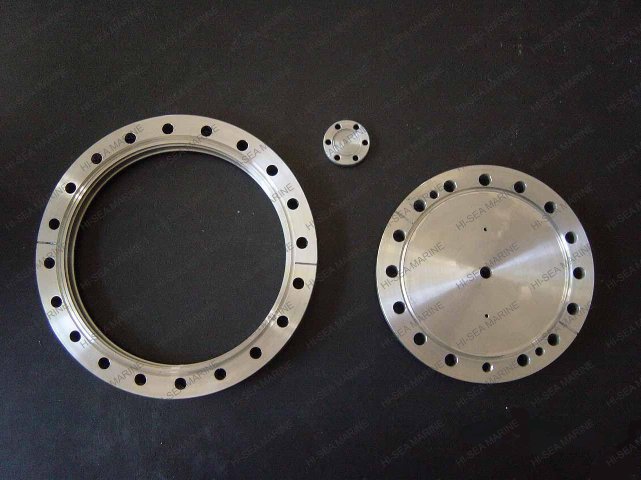 Alloy Steel Carbon Steel Plate Flanges
