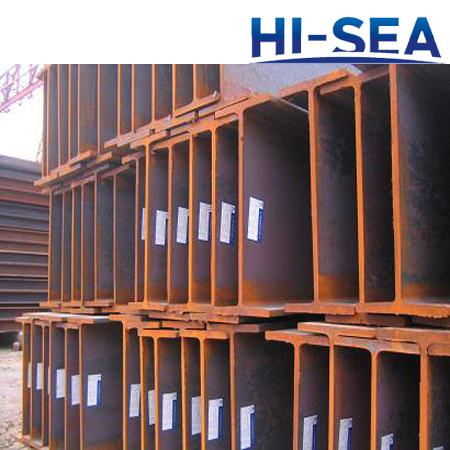 Chinese Hot Rolled H Beams