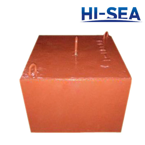 Concrete Sinker for Offshore Platform